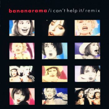 Bananarama - I Can't Help It (Remix) (Vinyl, 12'') 1988
