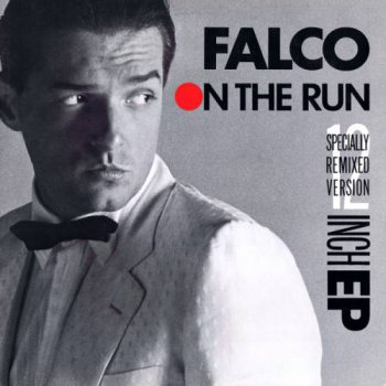 Falco - On The Run (Auf Der Flucht) (Vinyl, 12'') 1983