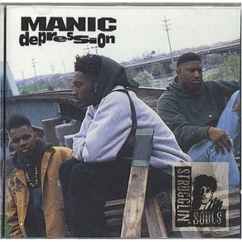 Strugglin' Souls-Manic Depression 1992