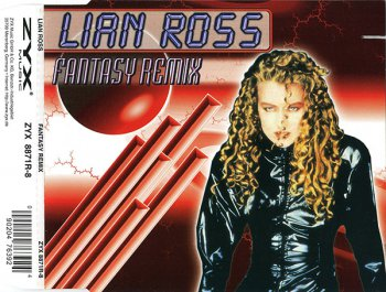 Lian Ross - Fantasy Remix (CD, Maxi-Single) 1998