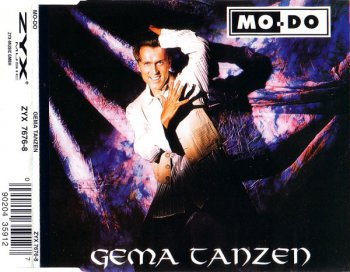Mo-Do - Gema Tanzen (CD, Maxi-Single) 1995