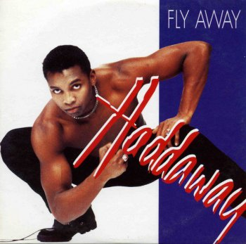 Haddaway - Fly Away (CD, Maxi-Single) 1995