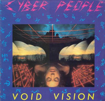 Cyber People - Void Vision (Vinyl, 12'') 1985