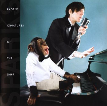 Sparks- Exotic Creatures Of The Deep  (2008)