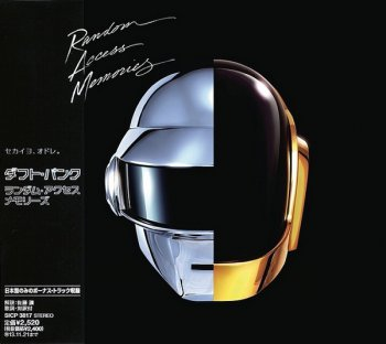 Daft Punk - Random Access Memories  Japan (2013)
