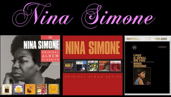 Nina Simone: 2 X 5 Box Sets + Blu-ray Audio
