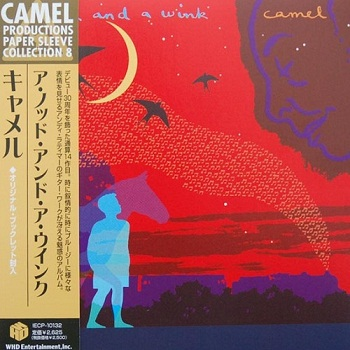 Camel - A Nod And A WInk (Japan Edition) (2007)