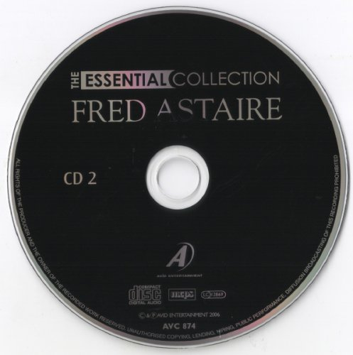 Fred Astaire - Essential Collection (2006)