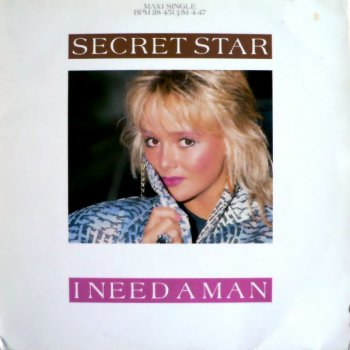 Secret Star - I Need A Man (Vinyl, 12'') 1986