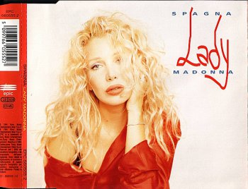 Spagna - Lady Madonna (CD, Maxi-Single) 1994