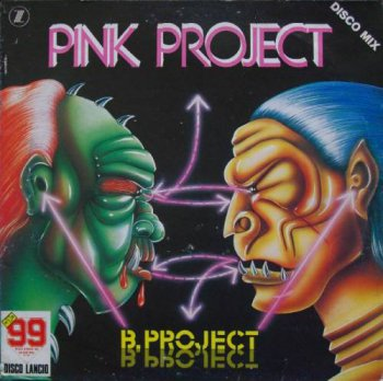 Pink Project - B-Project (Vinyl, 12'') 1983