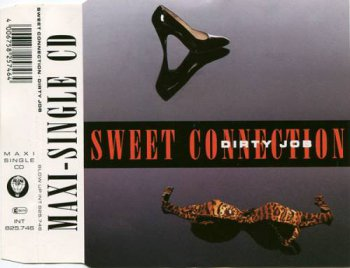 Sweet Connection ‎- Dirty Job (CD, Maxi-Single) 1988