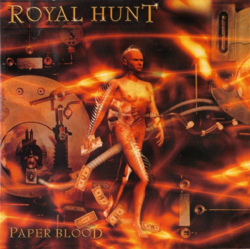 Royal Hunt - Paper Blood (2005)