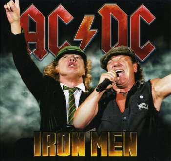 AC-DC - Iron Men 2CD (Bootleg 2010)