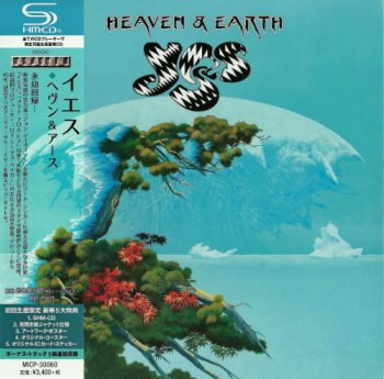 Yes - Heaven & Earth 2014 (Avalon Marquee, MICP-30060)