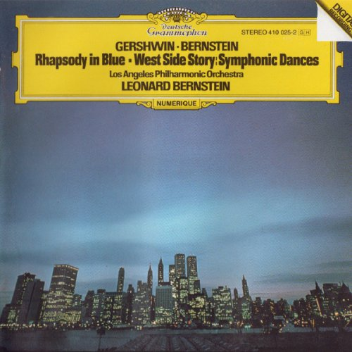 Gershwin-Bernstein - Rhapsody In Blue/ West Side Story