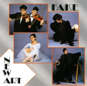 Fake - New Art [Remastered] (2009)