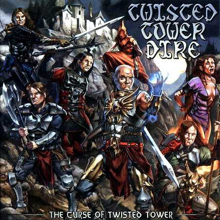 Twisted Tower Dire - The Curse Of Twisted Tower [2CD] (2009)