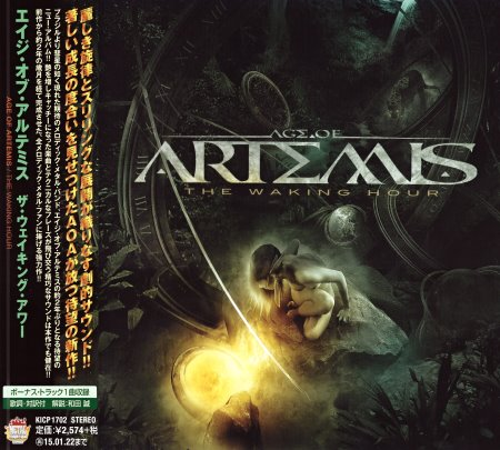 Age Of Artemis - The Waking Hour [Japanese Edition] (2014)