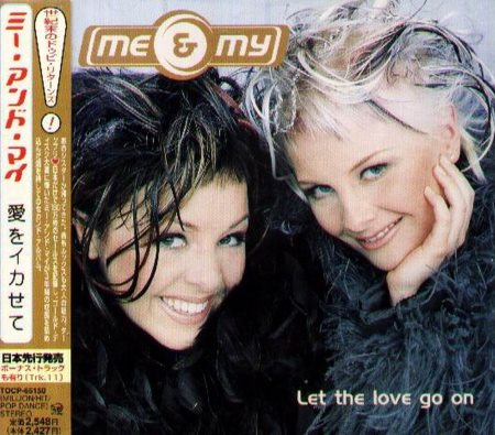 Me & My - Let The Love Go On [Japanese Edition] (1999)