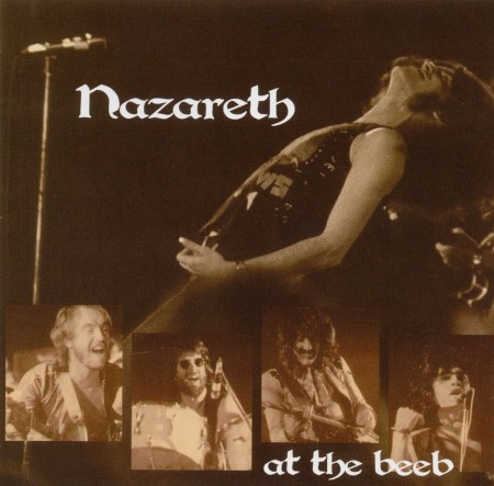 Nazareth - At The Beeb [2CD] (1998)
