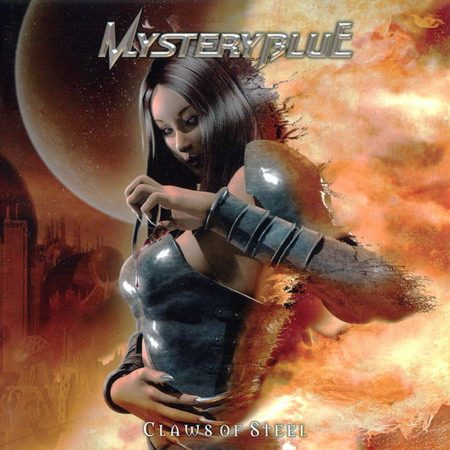 Mystery Blue - Claws Of Steel (2006)
