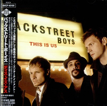 Backstreet Boys - This Is Us (Japan Edition) (2009)