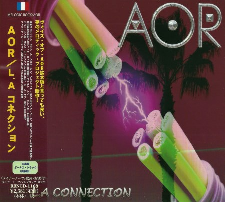 AOR - L.A Connection [Japanese Edition] (2014)