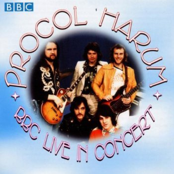 Procol Harum - BBC Live in Concert [DVD-Audio] (2009)