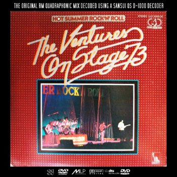 The Ventures - On Stage '73 [DVD-Audio] (1973)
