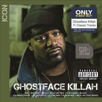 Ghostface Killah-Icon 2014