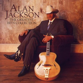 Alan Jackson - The Greatest Hits Collection (1995)