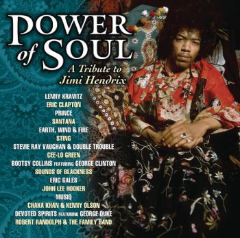 VA-Power Of Soul A Tribute To Jimi Hendrix Limited Edition-2CD  (2004)