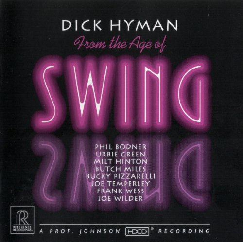 Dick Hyman ‎– From The Age Of Swing