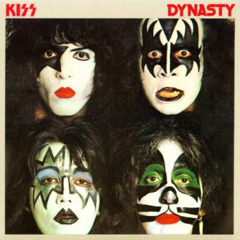 KISS- Dynasty  Kron Studio Lab Int' l  Remastered  (2011)