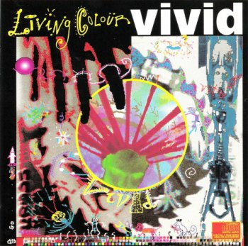 Living Colour - Vivid   (1988)