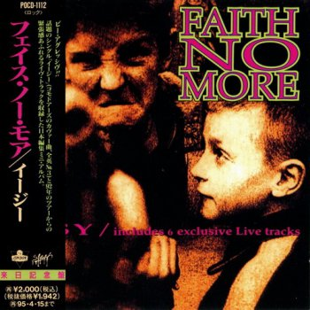Faith No More-  Easy  Japan  (1993)