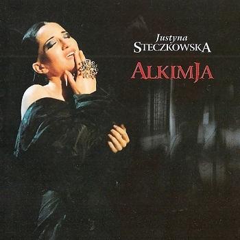 Justyna Steczkowska - Alkimja (2002)