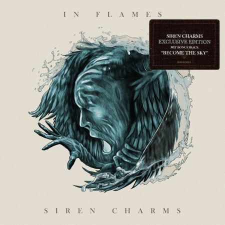 In Flames - Siren Charms [Limited Edition] (2014)