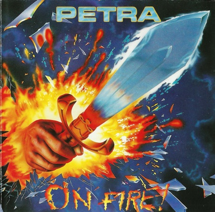 Petra - On Fire! (1988)