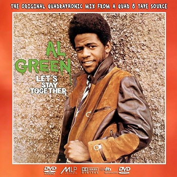 Al Green - Let's Stay Together [DVD-Audio] (1972)