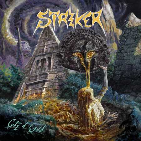 Striker - City Of Gold [Limited Edition] (2014)
