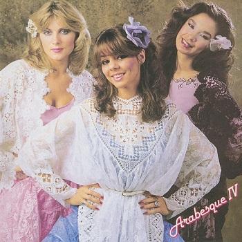 Arabesque - Arabesque IV (Japan Edition) (1998)