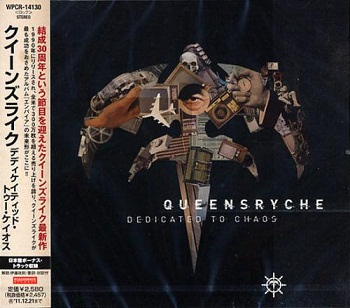 Queensryche - Dedicated to Chaos (Japan Edition) (2011)