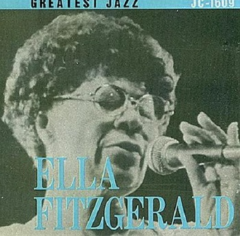Ella Fitzgerald - Greatest Jazz (Japan Edition) (1992)