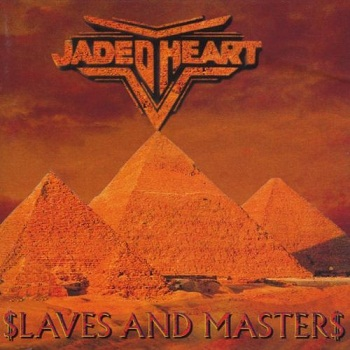 Jaded Heart - Slaves And Masters (Japan Edition) (1997)