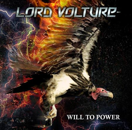 Lord Volture - Will To Power (2014)