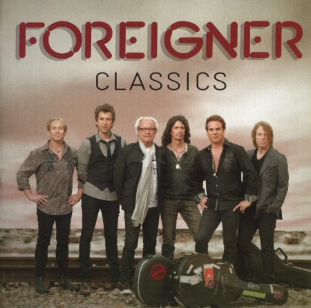 Foreigner - Classics (2012) (Lossless)