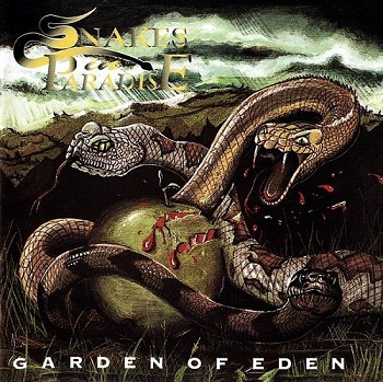 Snakes In Paradise - Garden Of Eden (Japan Edition) (1998)
