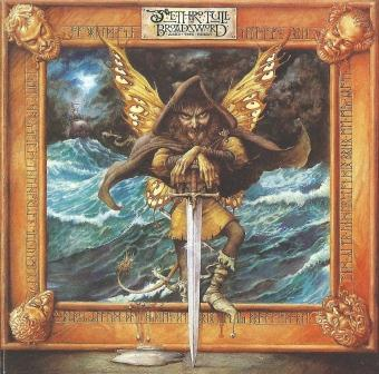 "Jethro Tull - ""Broadsword and the Beast"" - 1982 (non-remastered, UK, CDP 32 1380 2)"